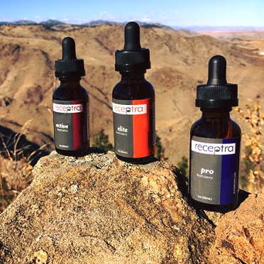 CBD oil, mountains